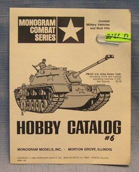Monogram Combat Series Model Kit Catalog