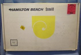 Hamilton Beach Electric Knife And Board Set