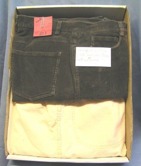 Vintage Pants Includes Fade Out And More