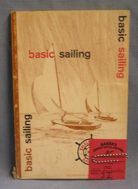 Small Craft Safety Basic Sailing Book