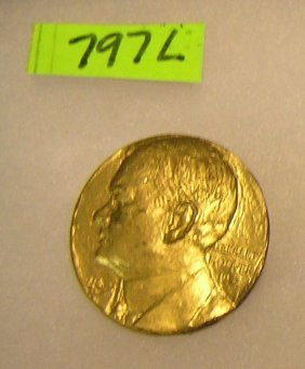 Early Herbert Hoover Campaign Button