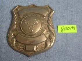 Antique Dept Of Agriculture Badge Circa 1930's