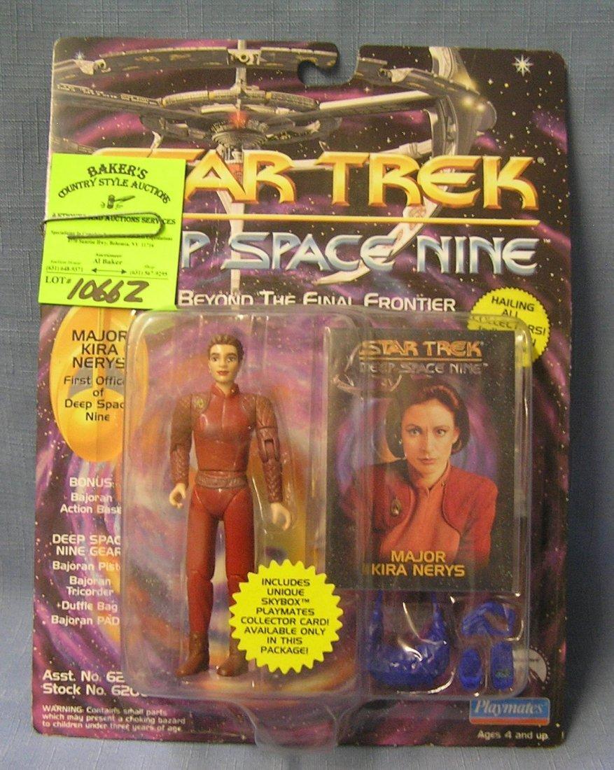 Star Trek action figure: Major Kira Nerys