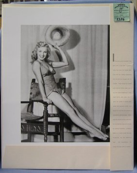 Playboy Marilyn Monroe Special Poster Set