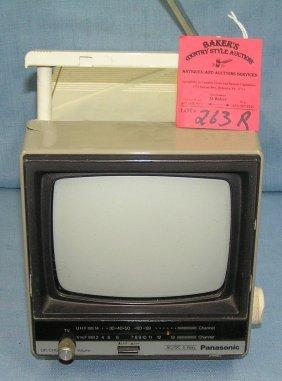 Panasonic Portable Tv