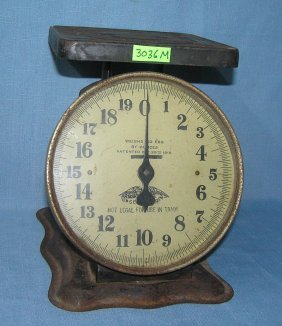 Antique Country Store Scale