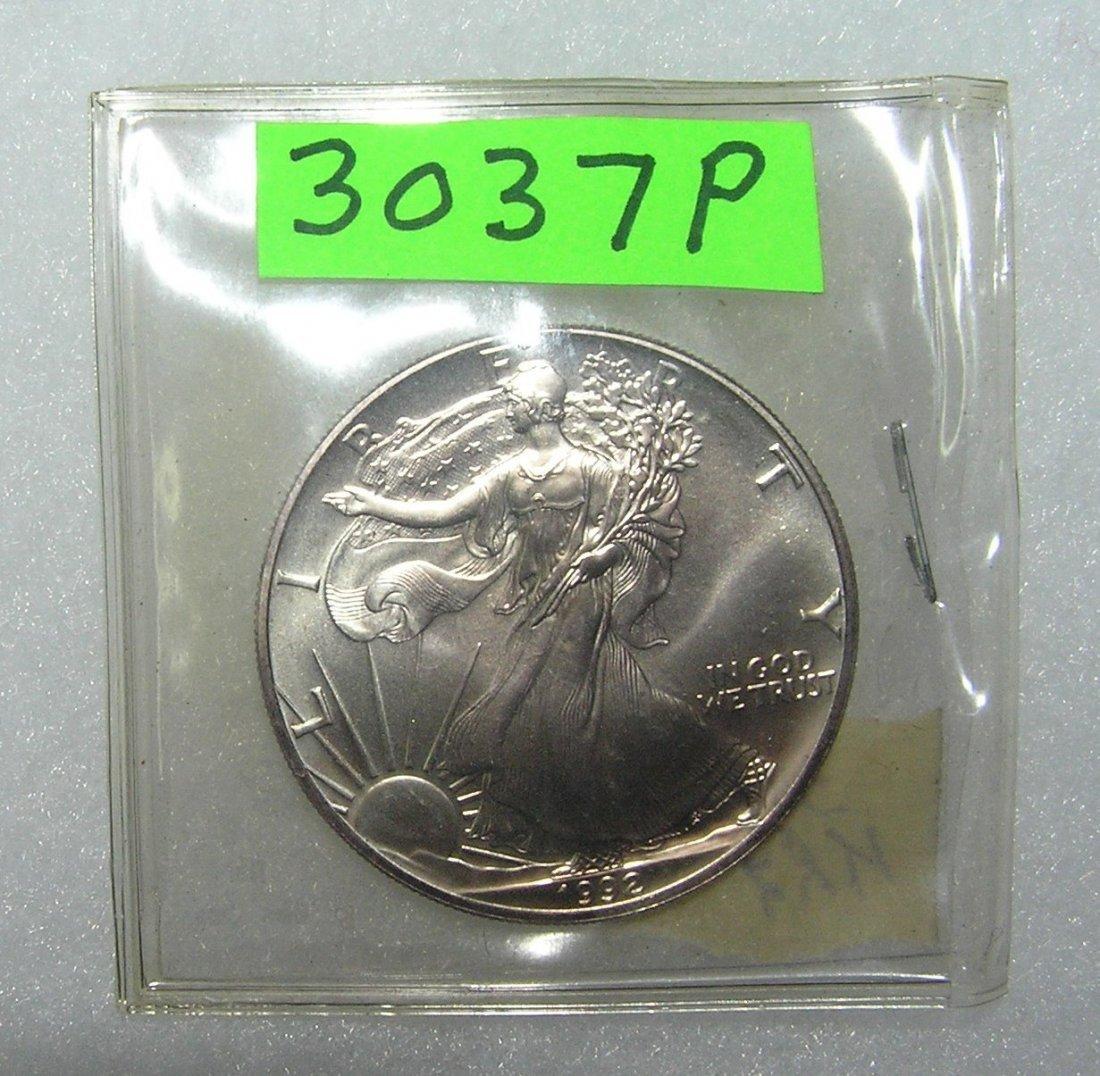 1902 Walking Liberty 1 oz. fine silver dollar