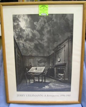 Jerry Uelsmann Limited Edition Print
