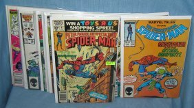Vintage Marvel Superhero Comics And More