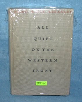 All Quiet On The Western Front 1939
