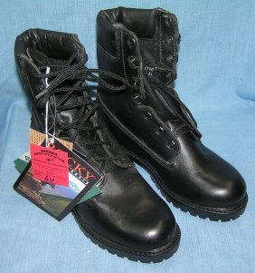 Rocky Brand Waterproof And Insulated Work Boots