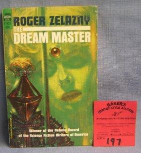 Vintage Dream Master Science Fiction Book