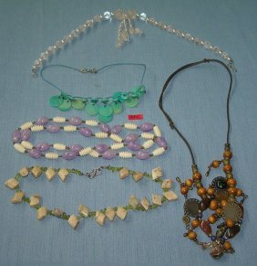Group Of Quality Costume Jewelry