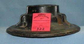 Antique Cast Iron Umbrella Stand