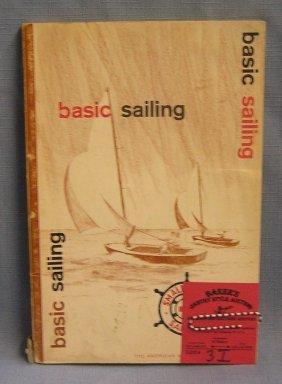 Small Craft Safety Basic Sailing Book