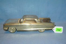 Cadillac Cigarette Holder And Lighter
