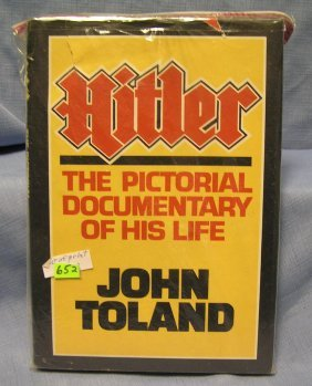 Hitler: The Pictorial Documentary Of His Life