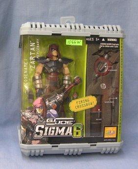 Vintage G. I. Joe Sigma 6 Action Figure