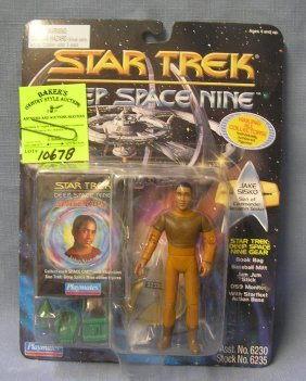 Vintage Star Trek Action Figure: Jake Sisko