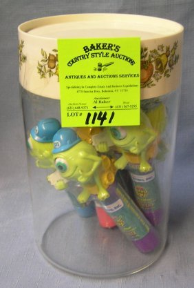 Disney's Monster Inc. Candy Containers