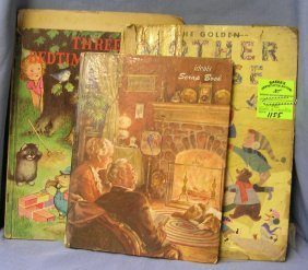 Box Of Vintage Story Books