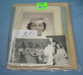 Bag Of Vintage Photographs