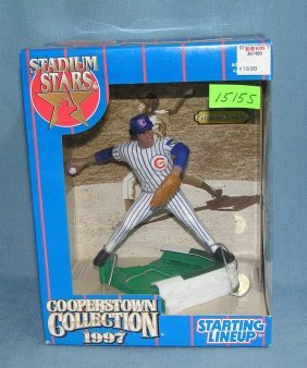 Ferguson Jenkins Baseball Sports Figure