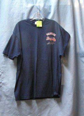 A. Galarraga Atlanta Braves Baseball Jersey