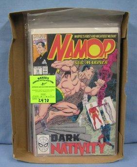 Vintage Marvel Submariner Comic Books