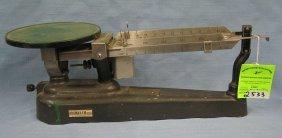 Vintage Welch 500 Gram Scale