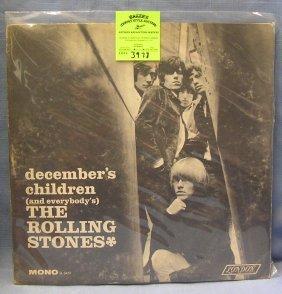 Rolling Stones December's Children Record Album