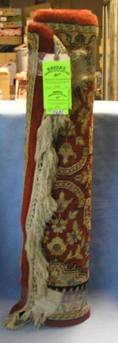 Vintage Hall Rug