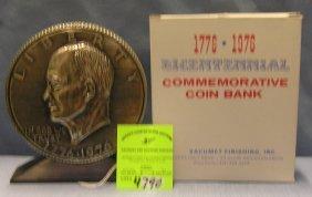 Eisenhower Coin Bank