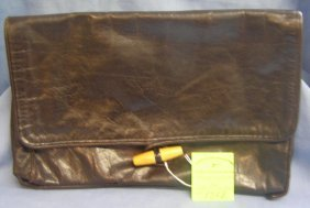 Designer Hand Bag By Christopher Trill Of England