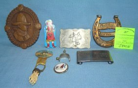 Large Group Of Vintage Western Collectibles