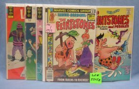 Early Flintstones, Jetsons & More Comic Books