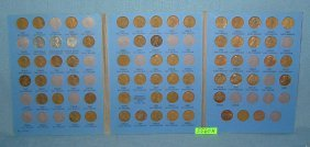 Vintage Lincoln Penny Collection 1941 To 1975