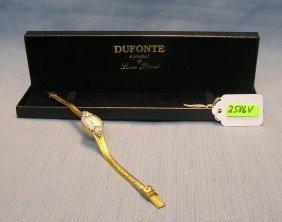 Vintage Ladies' Gold Plated Wrist Watch