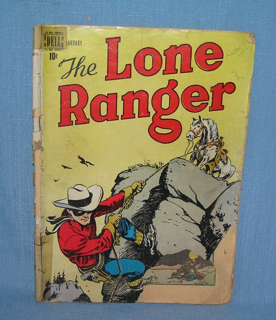 The Lone Ranger comic book 1948