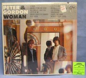 Peter And Gordon Vintage Record Album