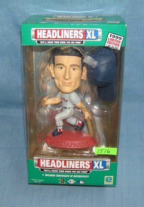 Nomar Garciaparra Bobble Head Doll