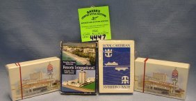 Vintage Playing Cards Includes Resorts And Casinos