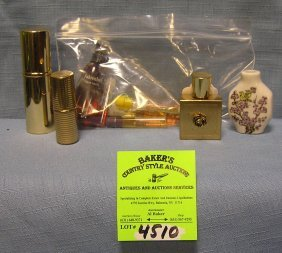 Vintage Perfume And Cosmetics Collectibles And More