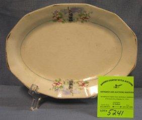 Antique Souvenir Dish Of The Statue Of Liberty