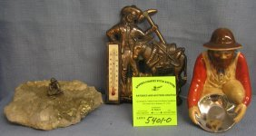 Vintage Gold Mining And Panning Collectibles