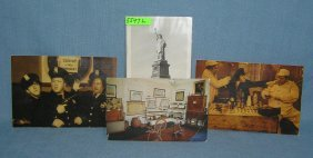 Group Of Vintage Postcards