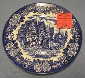 Vintage Dicken's Series Platter