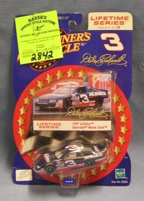 Vintage Nascar Dale Earnhardt #3 Race Car