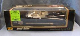 Vintage Cadillac Eldorado American Muscle Car