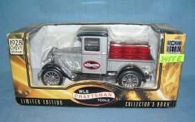 Craftsman Tools 1928 Style Chevy Truck Bank